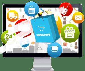 Izdelava spletne trgovine Opencart